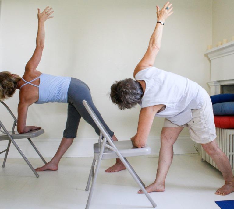Yoga for seniors, yoga for everyone – spacelyss
